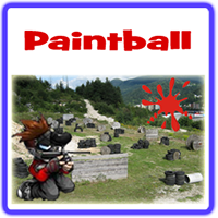 Gumb Paintball
